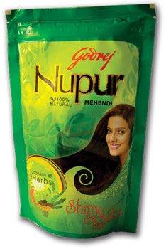 Godrej Nupur Henna Mehandi Powder 9 Herbs 150g