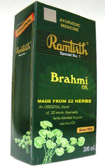 Ramtirth Brahmi Oil 300ml