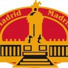 Madrid Passport Style Wall Graphic