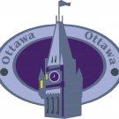 Ottawa Passport Style Wall Graphic