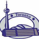Toronto Passport Style Wall Graphic