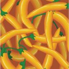 Peppers Pattern Wall Decal