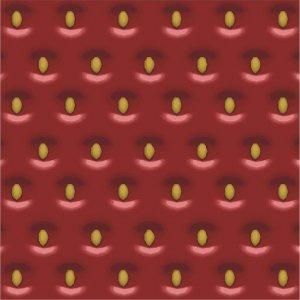 Strawberry Skin Pattern Wall Decal
