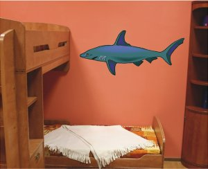Shark #2 Wall Decal