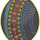 Faberge Egg Tulip Wall Decal
