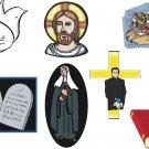 Bible Wall Decal Assortment Packs