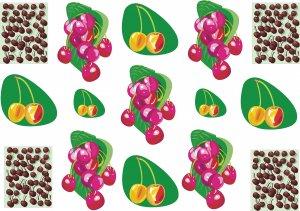 Cherries Wall Decal Assortment Packs