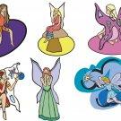 Fairies Wall Decal Assortment Packs