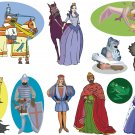 Fairy Tale Wall Decal Assortment Packs