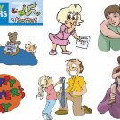 Father's Day Wall Decal Assortment Packs