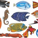 Fish Wall Decal Assortment Packs