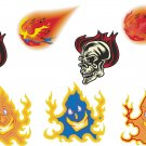 Flames Wall Decal Assortment Packs