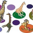 Giraffe Wall Decal Assortment Packs