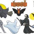 Halloween Wall Decal Assortment Packs