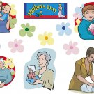 Mother's Day Wall Decal Assortment Packs