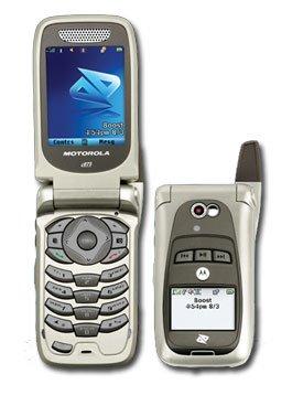 Motorola i875 Brand New for Boost Mobile UNLOCKED