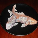 Fitz and Floyd KOI POND #413 Luncheon/Collector Plate