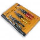3 Piece Tin Snip Set