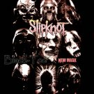 SLIPKNOT METAL TEE T SHIRT NEW MASK Size XL / E89