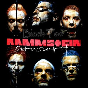 Stores That Accept Paypal Credit Online >> RAMMSTEIN METAL ROCK TEE T SHIRT SEHNSUCHT Size M / E94