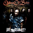 CHILDREN OF BODOM METAL T SHIRT R U DEAD YET? Size M / D66