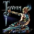 TRIVIUM HEAVY METAL T SHIRT THE CRUSADE SIZE M / G03