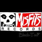 MISFITS RECORDS PUNK T SHIRT HORROR ROCK SIZE XL / F43