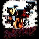 PINK FLOYD BLACK TEE T SHIRT ROCK TOP SIZE M / E20