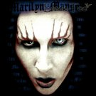 MARILYN MANSON FACE SHOCK ROCK T SHIRT SIZE S / E99
