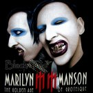 MARILYN MANSON SHOCK ROCK TEE T SHIRT SIZE M / F00