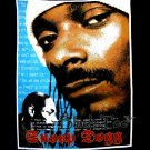 SNOOP DOGG BLACK HIP HOP TEE T SHIRT RAP SIZE L / F27