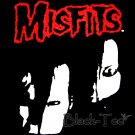 MISFITS HARDCORE PUNK T SHIRT HORROR ROCK SIZE S / F42