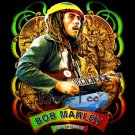 BOB MARLEY KING OF REGGAE T SHIRT JAMAICA SIZE M / F45