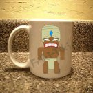 FRIKI-TIKI   Turban-Tiki   11oz Ceramic Coffee Mug - NEW Collectible