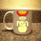 FRIKI-TIKI   Snow-Tiki   11oz Ceramic Coffee Mug - NEW Collectible