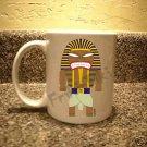 FRIKI-TIKI   Pharaoh-Tiki   11oz Ceramic Coffee Mug - NEW Collectible