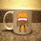 FRIKI-TIKI   Jack-o-Tiki   11oz Ceramic Coffee Mug - NEW Collectible