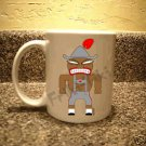 FRIKI-TIKI   Deutch-Tiki   11oz Ceramic Coffee Mug - NEW Collectible