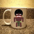 FRIKI-TIKI   Afro-Tiki   11oz Ceramic Coffee Mug - NEW Collectible