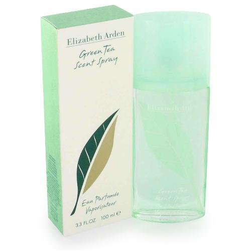 Green Tea Perfume by Elizabeth Arden for Women 3.4 oz
