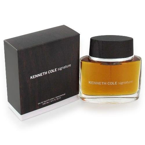 Kenneth Cole Signature Cologne by Kenneth Cole for Men EDT 3.4 oz