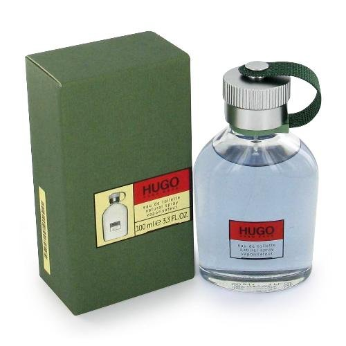 Hugo Cologne by Hugo Boss for Men EDT 3.4 oz