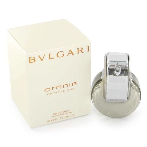 Omnia Crystaline Perfume by Bulgari for Women EDT 2.2 oz