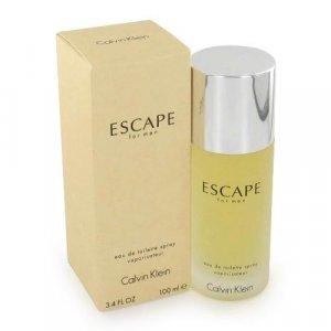 Escape Cologne by Calvin Klein for Men EDT 3.4 oz