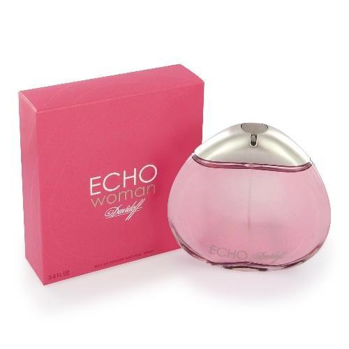Echo Perfume by Davidoff for Women EDP 3.4 oz