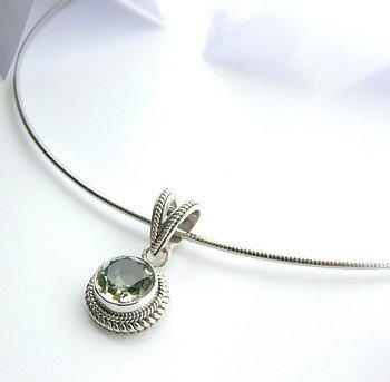 Balinese Sterling Silver Jewelry