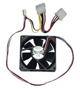 Dell Dimension 2300 2350 CPU Case Cooling Fan 2X333 02X322