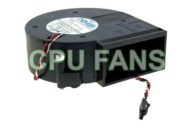 Dell Optiplex GX260 Heatsink Fan 6P212 9G180 97x33mm Dell 3-pin plug