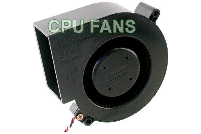 Dell 7P182 Optiplex GX240 Heatsink Fan 97x33mm Dell 3-pin plug