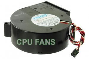 Dell Optiplex GX260 Heatsink Fan 7P182 CPU Blower Fan 97x33mm Dell 3-pin connector